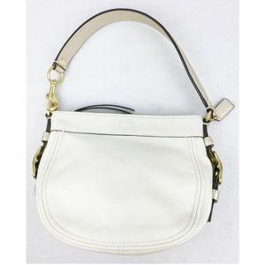 Vintage Coach Leather Mini Zoe Bag